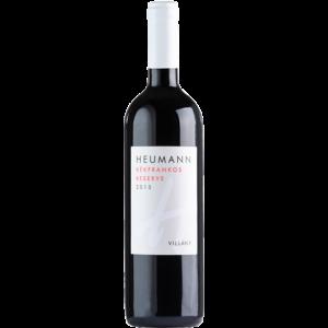 休曼酒莊科弗朗克典藏紅酒2015